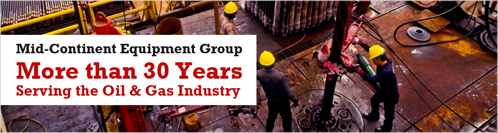 More than 30 years serving oil industry.